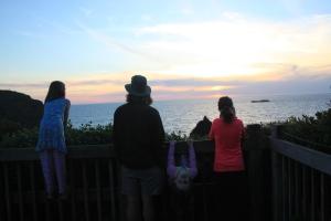 Seal Rock Sunset #2
